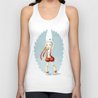 dancer Tank Tops featuring Dancer by Freeminds