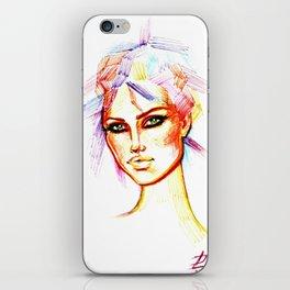 Cloe by DL iPhone Skin