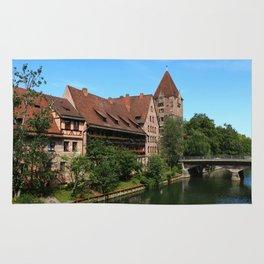 At The Pregnitz - Nuremberg Rug
