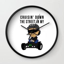gamers Wall Clock