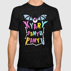 Kyary Pamyu Pamyu 3 T-shirt Tri-Black MEDIUM Mens Fitted Tee