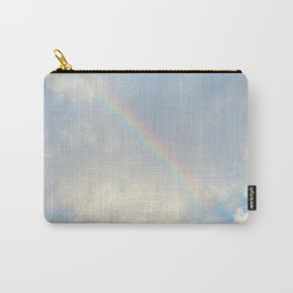 Over the rainbow you'll find me... Carry-All Pouch