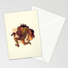 Gotta go Fast! Stationery Cards