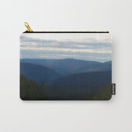 Wild Mountain Pass Carry-All Pouch