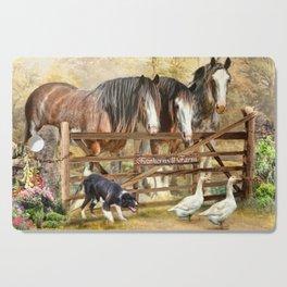 Featherwell Farm Cutting Board