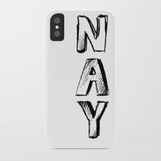 NAY Slim Case iPhone X