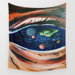 Made of Starstuff Wall Tapestry
