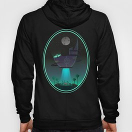 Into the darkest night Hoody