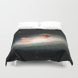 Stars Bathing Duvet Cover