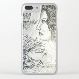 Chainless Soul Clear iPhone Case