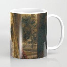 Anthony van Dyck - Portrait of a Genoese Lady Coffee Mug