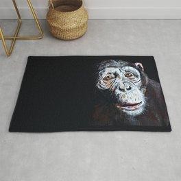 Chimpanzee: One Survivor Rug
