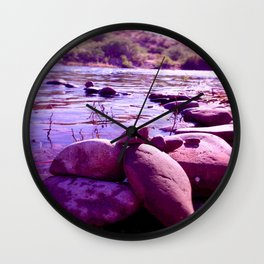 All There Is Is Now Wall Clock