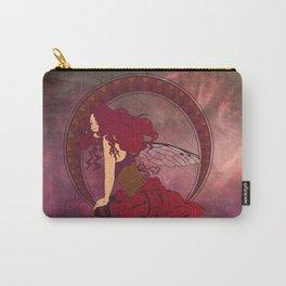 Autumn Fairy Nouveau Carry-All Pouch
