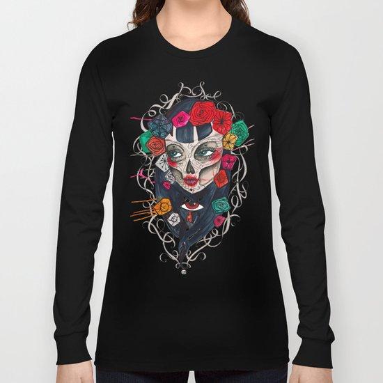 Mexican SK Long Sleeve T-shirt