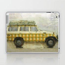 Plaid Land Cruiser Laptop & iPad Skin