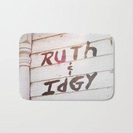 Ruth and Idgie Bath Mat