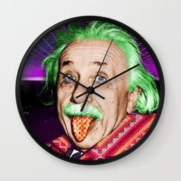 e = m c 2 Wall Clock