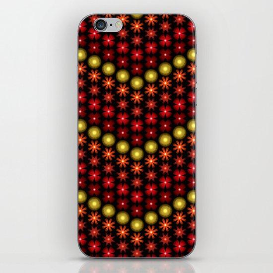 Beaded Chevrons II iPhone & iPod Skin