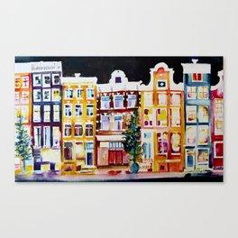 Charleston 3 Canvas Print