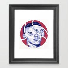 THIAGO Framed Art Print