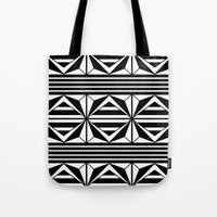 prism Tote Bags featuring Prism by MANYOUFACTURE