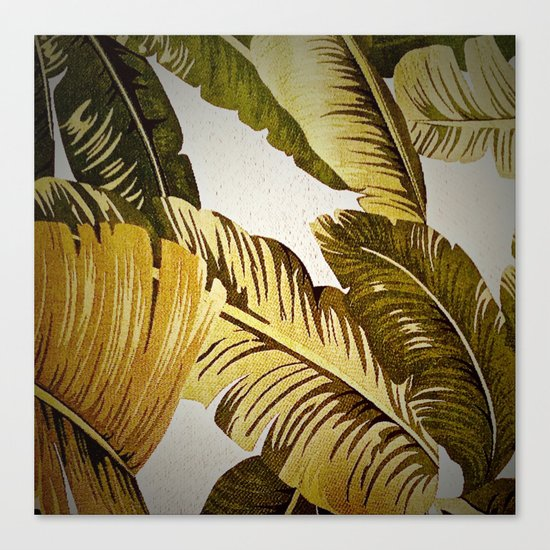 Palm Symphony Canvas Print