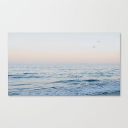 Summer Sunet II Canvas Print