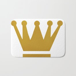 Crown Bath Mat