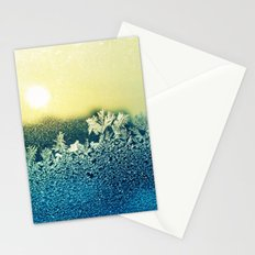 The spring sunshine Stationery Cards