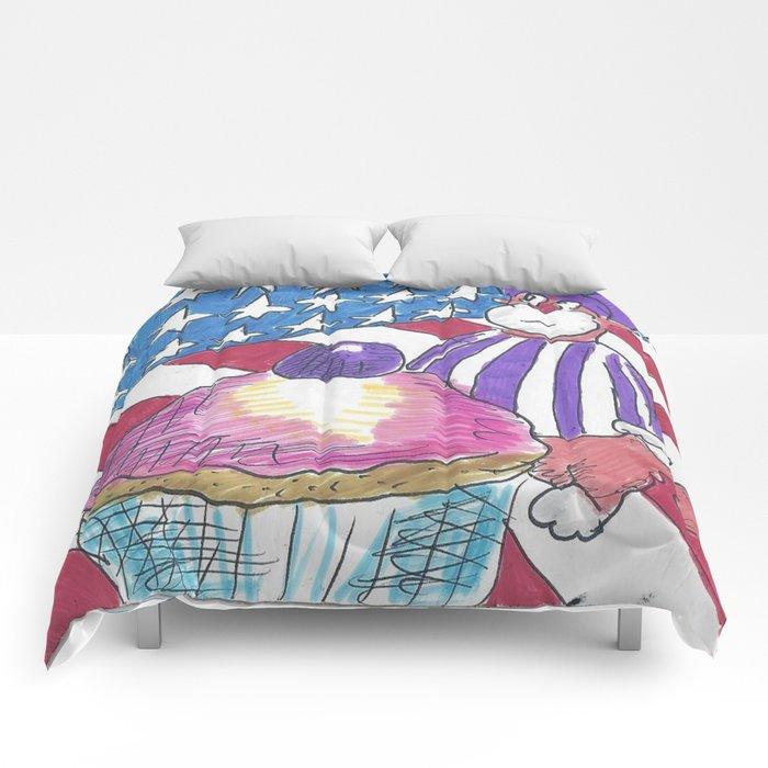 American Cupcake Comforters