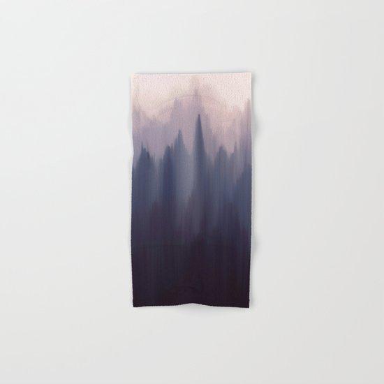 Morning Fog I Hand & Bath Towel