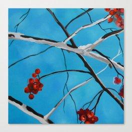 Winter Fruit Series (Part 1) Canvas Print