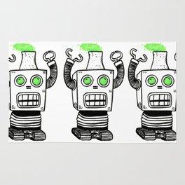 Robo-Meltdown Rug