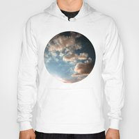 heaven Hoodies featuring Heaven by Sofia_Katsikadi
