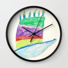 Birthday Party Wall Clock