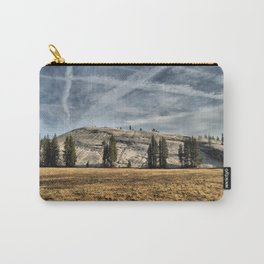 Mound Yosemite National Park Carry-All Pouch