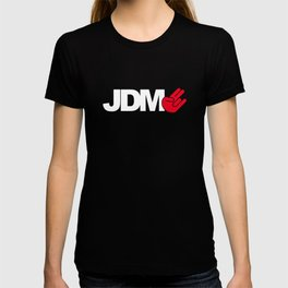 JDM shocker v4 HQvector T-shirt