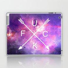 F U C K Laptop & iPad Skin