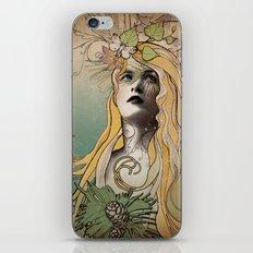 Anastasia iPhone & iPod Skin