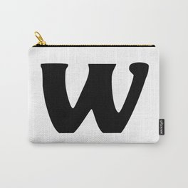 Doble v W Carry-All Pouch
