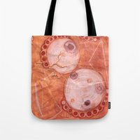 journey Tote Bags featuring Journey  by k_c_s