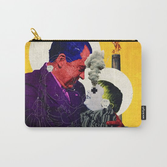 Immaculate Conception Carry-All Pouch