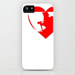 I love my FireFighter iPhone Case