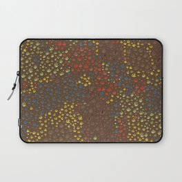 Coral Reef on Sand - Bleaching Laptop Sleeve