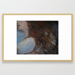 nautila Framed Art Print