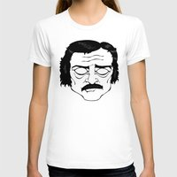 edgar allen poe T-shirts featuring Poe by Art by Ash