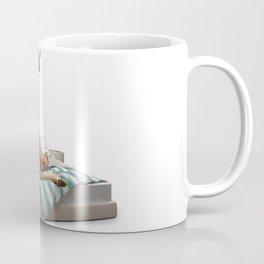 Jirafa en casa Coffee Mug