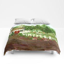 Ash Mill Farm Comforters
