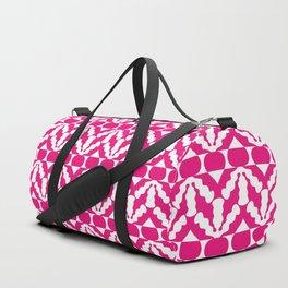 Radish Pop Art Duffle Bag